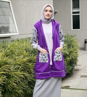 Hijacket Adeeva HJ-ADV-PURPLE