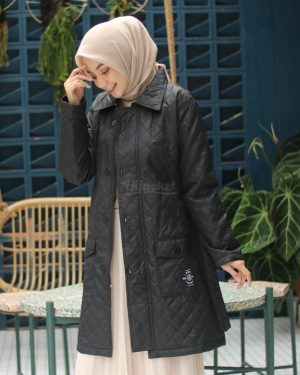 Hijacket Agnezia HJ-AGZ-BLACK-XL