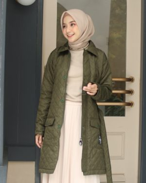 Hijacket Agnezia GREEN XL