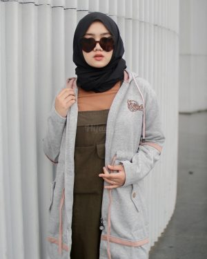 Hijacket Aurelia GREY XL
