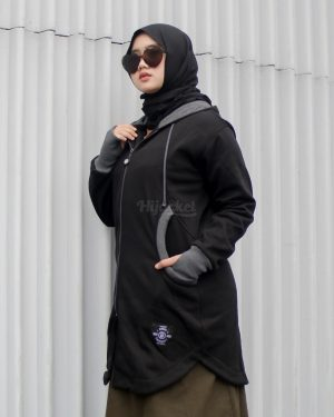 Hijacket Elektra HJ ELK BLACK XL