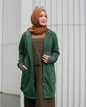 Hijacket Elektra HJ ELK GREEN XL