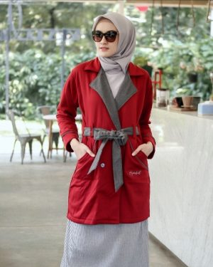 Hijacket Elnara HJ-ELN-RUBY-XL