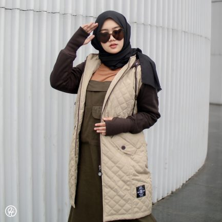 Hijacket Gracieela HJ-GRC-CREAM-XL