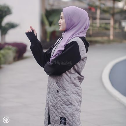 Hijacket Gracieela HJ-GRC-GREY-XL