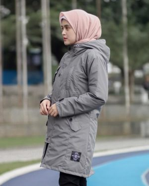 Hijacket Ixora COLDGREY XL