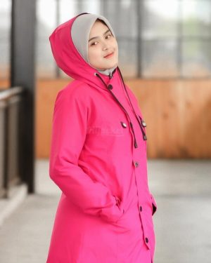 Hijacket Ixora DEEP PINK XL
