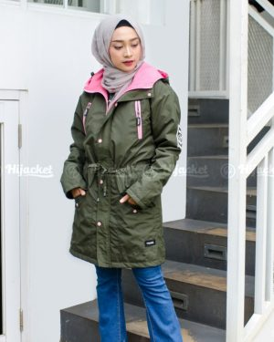 Hijacket Montix HJ-MT-MOSSGREEN-XL