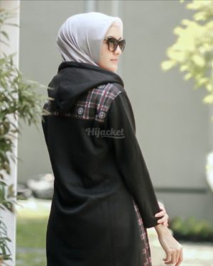 Hijacket Shaqila HJ-SHQ-BLACK-XL