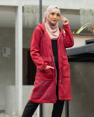 Hijacket Urbanisashion HJ-UB-RUBY-XXL