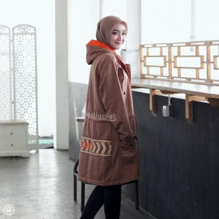 Hijacket Vendulum HJ-VD-CINNAMON-BROWN-XL