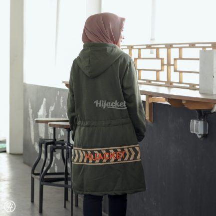 Hijacket Vendulum HJ-VD-OLIVE-GREEN-XL