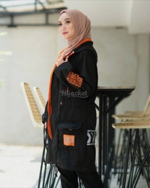 Hijacket Vendulum HJ-VD-ONYX-BLACK-XL
