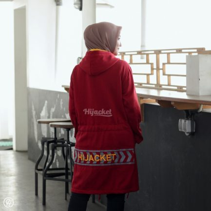 Hijacket Vendulum HJ-VD-SPARROW-RED-XL