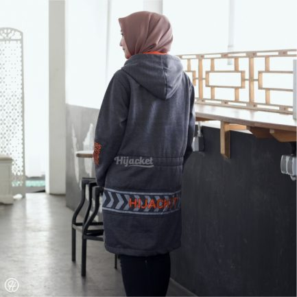 Hijacket Vendulum HJ-VD-WOLF-GREY -XL