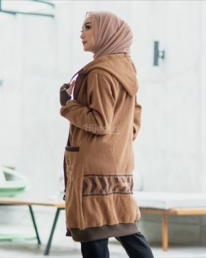 Hijacket Yukata HJ-YK-BROWN-XXL