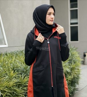 Jaket Model Baru Avia HJ-AVA-BLACK