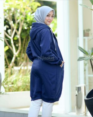 Jaket Model Baru Basic HJ-1-XXL