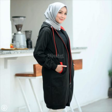 Jaket Model Baru Basic HJ-21-XXL