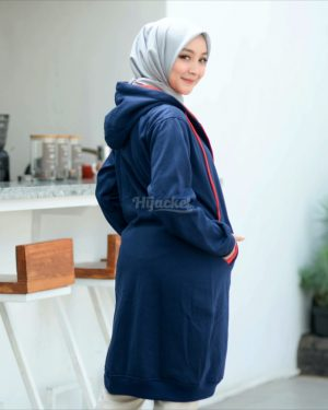 Jaket Model Baru Basic HJ-3-XL
