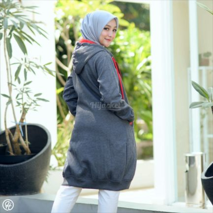 Jaket Model Baru Basic HJ-6-XL