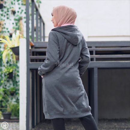 Jaket Model Baru Basic HJ-7-XXL