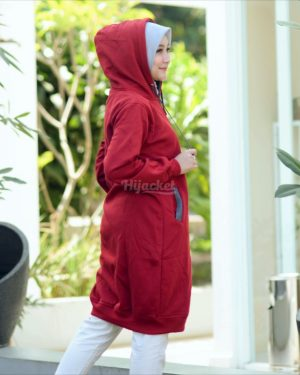 Jaket Model Baru Basic HJ-9
