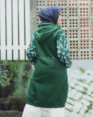 Jaket Model Baru Camouflashion HJ-CF-ALPINE-XL