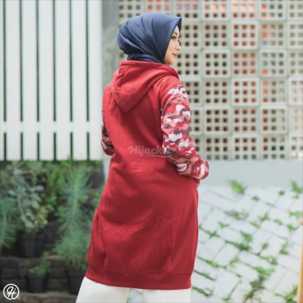 Jaket Model Baru Camouflashion HJ-CF-RUBY-XL