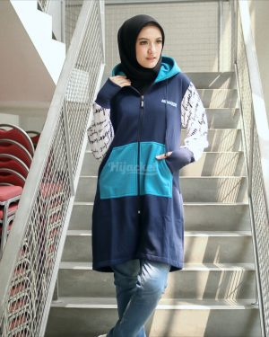 Jaket Model Baru Claretta HJ-CL-NAVY