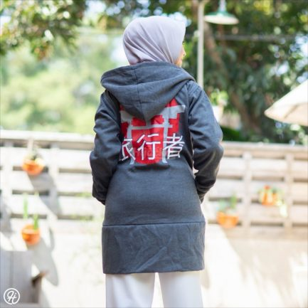 Jaket Model Baru Japan-Street HJ-JS1-XL