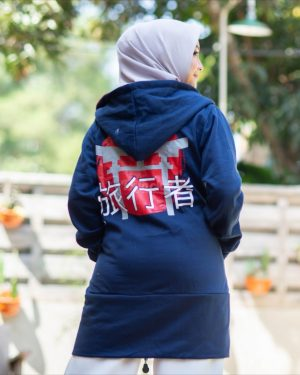 Jaket Model Baru Japan-Street HJ-JS3-XL