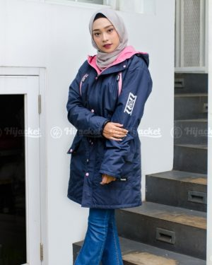 Jaket Model Baru Montix HJ-MT-NAVY-XL