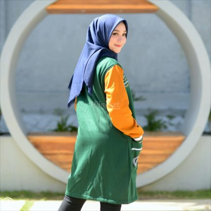 Jaket Model Baru Qadira HJ-QD-ALPINE-GOLD-XL