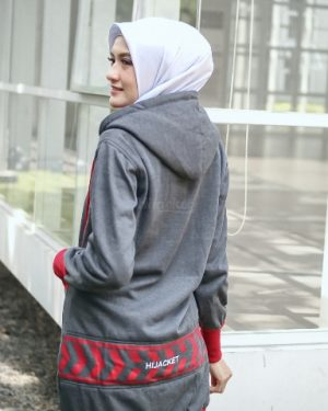 Jaket Model Baru Yukata HJ-YK-DARK-GREY