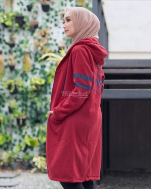 Jaket Casual Wanita Beautix HJ-BX-RUBY-XL