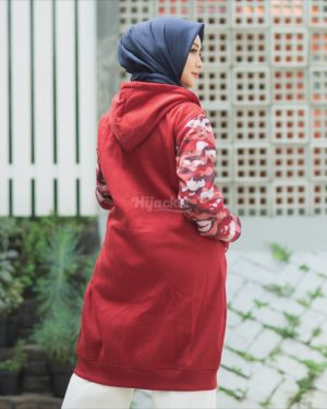 Jaket Casual Wanita Camouflashion HJ-CF-RUBY