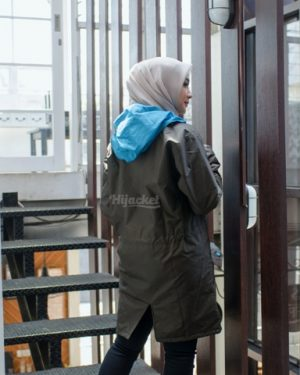 Jaket Casual Wanita Montix HJ-MT-BROWN