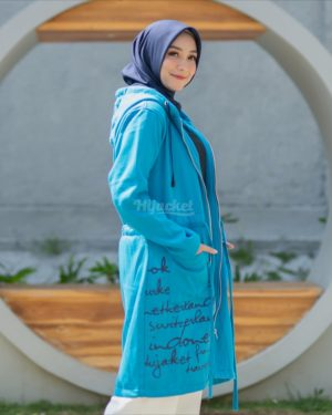 Jaket Casual Wanita Urbanisashion HJ-UB-HARBOR-XXL