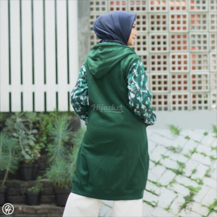 Jaket Distro Wanita Camouflashion HJ-CF-ALPINE-XL