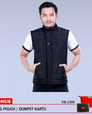 Jaket Casual Terbaru FBI 1768 - Garsel Fashion